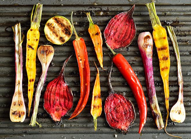 Маринад для овощей на гриле: ТОП-3 рецепта