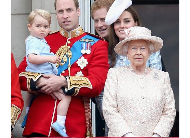 принц Чарльз і принц Вільям