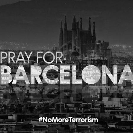 теракт в Барселоне (Instagram)