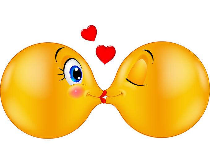 День поцелуя картинки