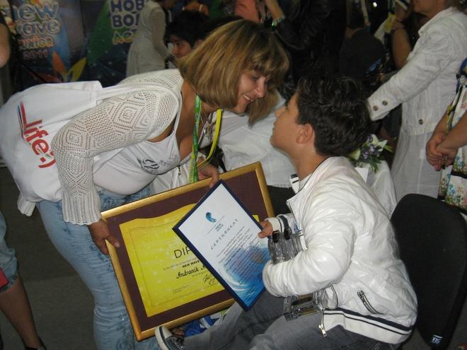 победители Детской Новой Волны 2011