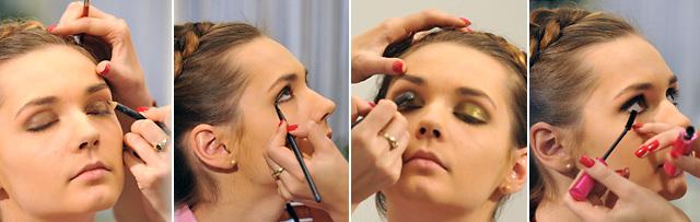 Звездный макияж в стиле Эммы Вотсон