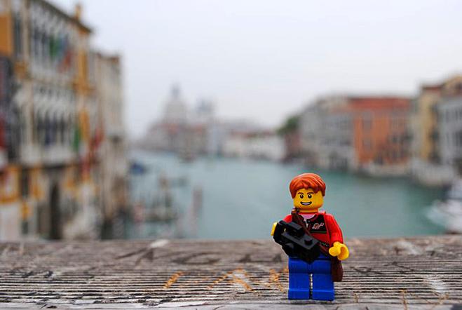 Подорож іграшки: Італія, Венеція