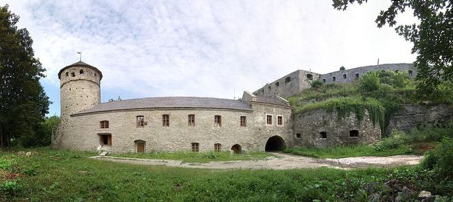 Каменец-Подольский, достопримечательности: Русские ворота
