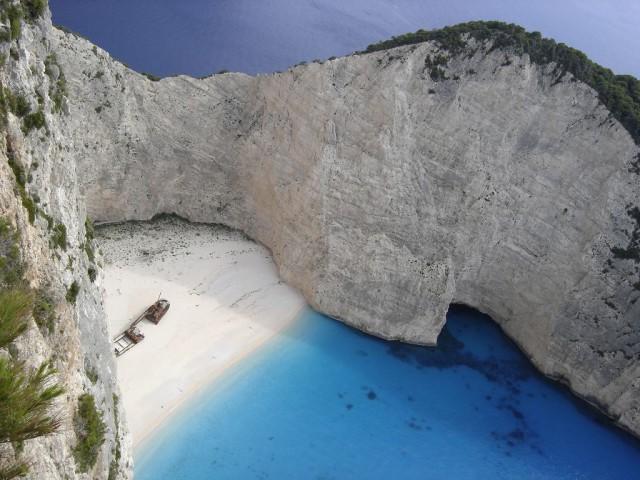 Прикольный пляж, на который не так просто попасть