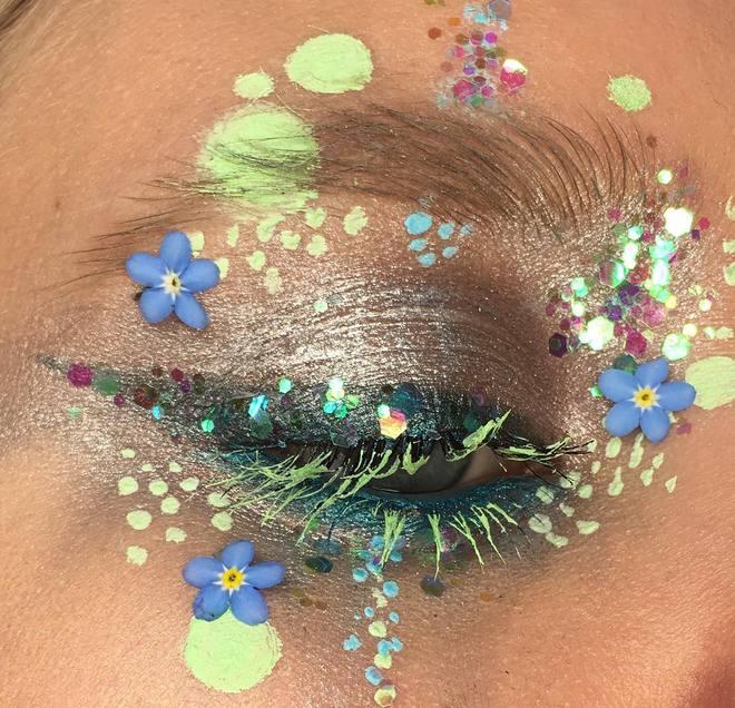 Сказочный макияж от Ellie Costello покоряет Инстаграм