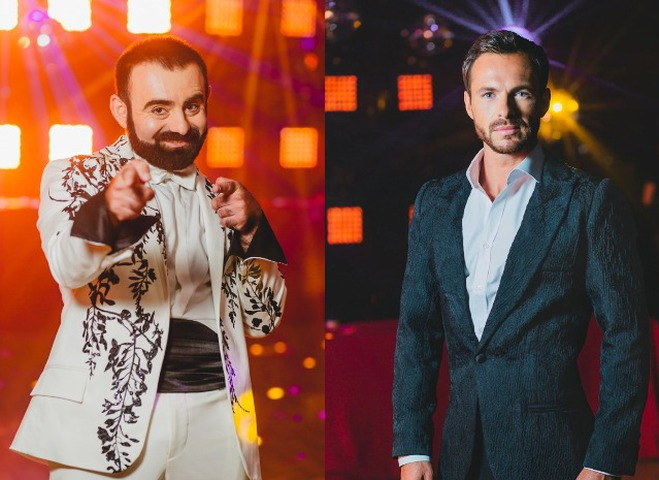 Арам Арзуманян і Антоніна Руденко