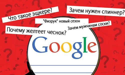 Эщкере, спиннер и зачем мужчинам соски: ответы на самые частые и нелепые запросы украинцев в Google