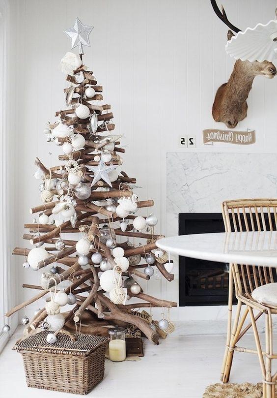 Як прикрасити ялинку в рік Білого щура 2020 року - ідеї з фото