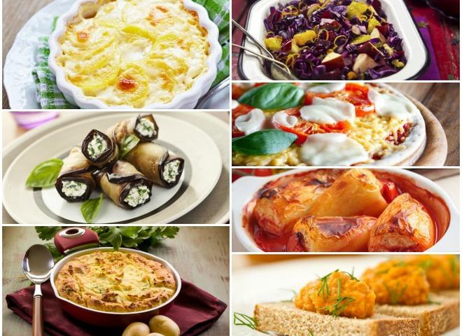 7 ужинов: летнее меню на неделю - tochka.net