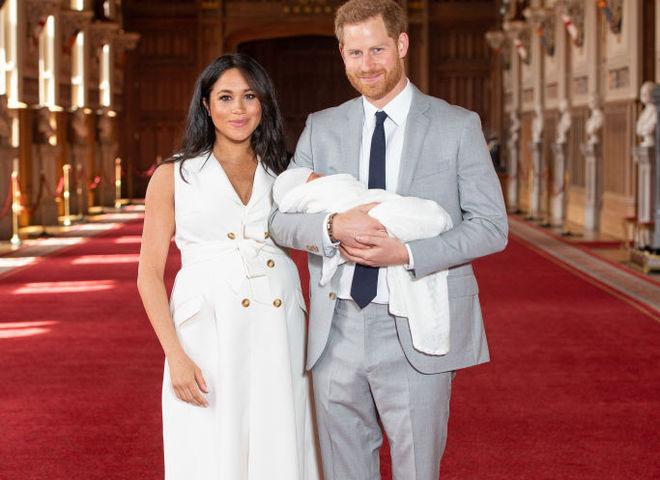 Син Меган Маркл і принца Гаррі