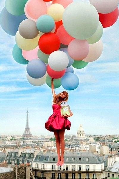 Воздушного Дня рождения!