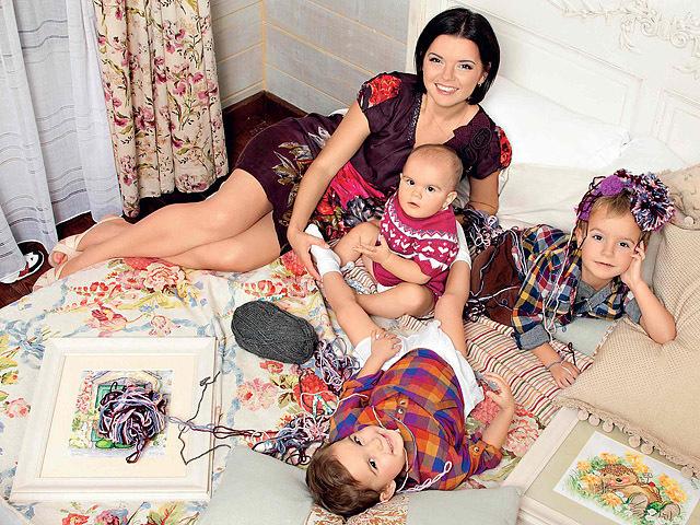 Многодетные мамы нашего шоу-бизнеса