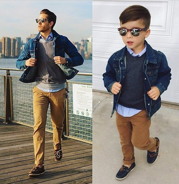 4-летний хипстер Райкер