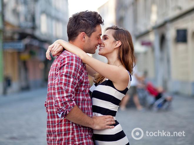 «Стоп kissing»