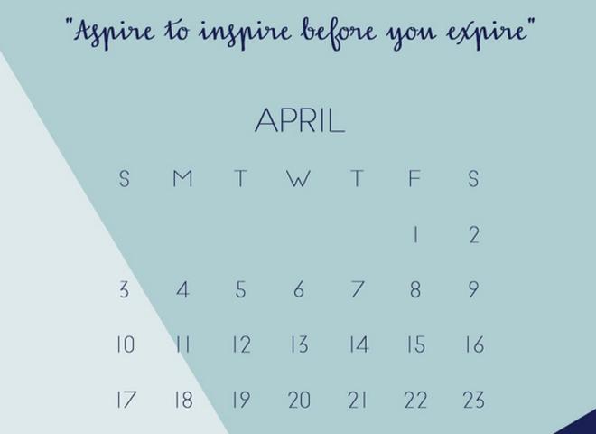 Кожен день в історії: події квітня, про які ти повинна знати
