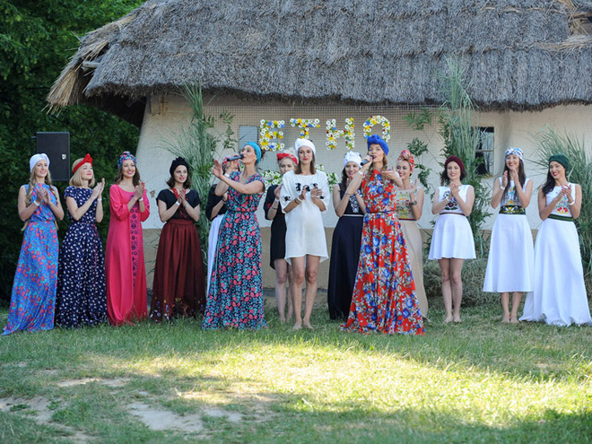Коллекции Этно-fashion на фестивале «Країна Мрій»: ОТАМАН