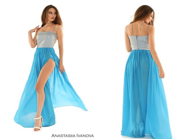 Сукні від Анастасії Іванової
