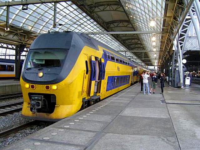Цены на транспорт - Амстердам