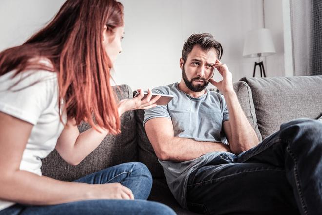 4 фрази, які не можна говорити чоловікові