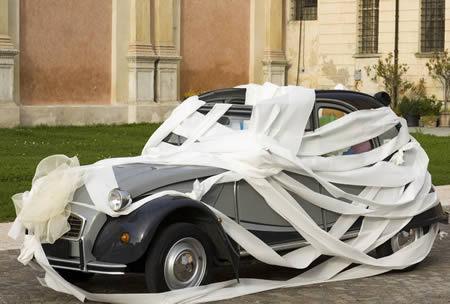 Свадебные машины на любой вкус