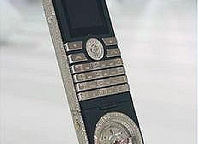 Часы-мобильник от Goldvish стоит €369 тыс.