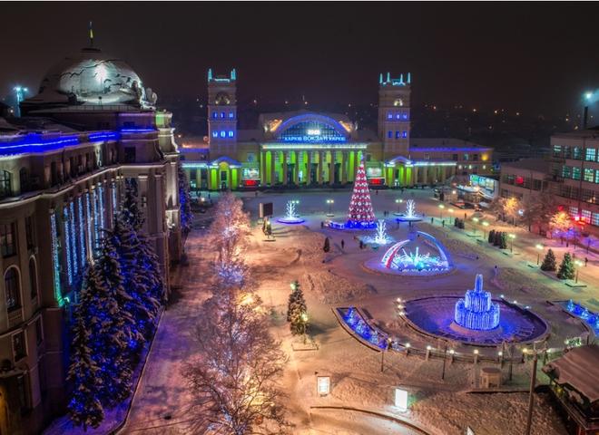 куди поїхати на Новий рік в Україні