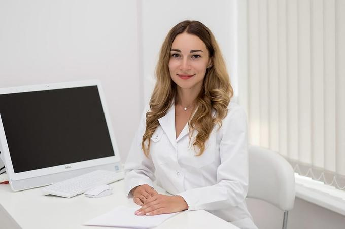 Наталия Ежова