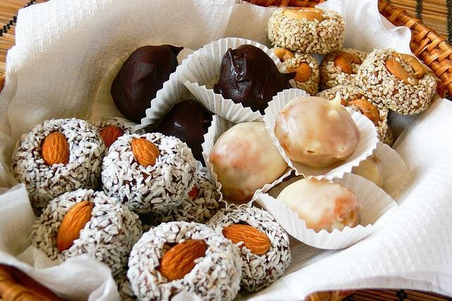 Топ-5 десертів для тих, хто намагається правильно харчуватися - tochka.net