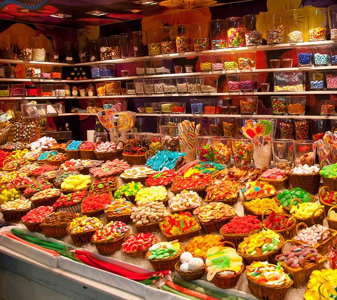 Sugar Shop, Бруклін, Нью-Йорк
