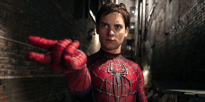 "Тоби Магуайер ""Человек-паук"""