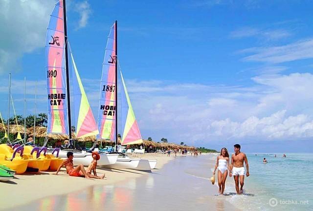 Туры на Новый год 2013: пляж Варадеро Куба
