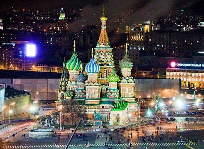 Точний час у Москві