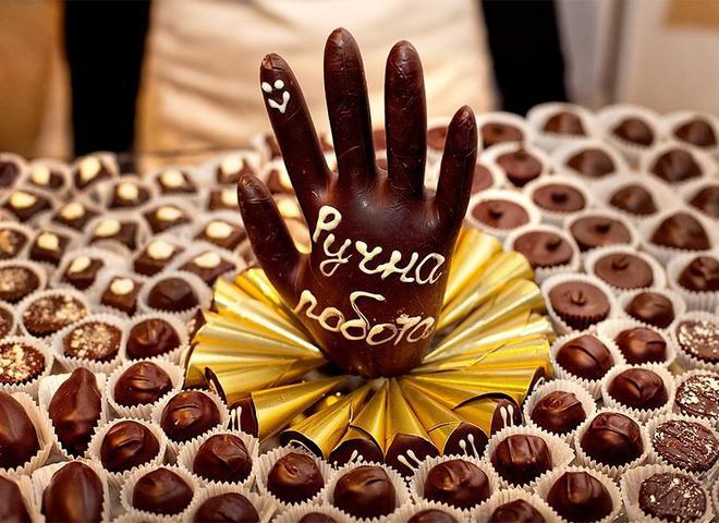 Фестиваль Шоколада во Львове