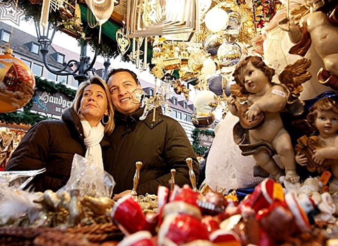 5 перших різдвяних базарів
