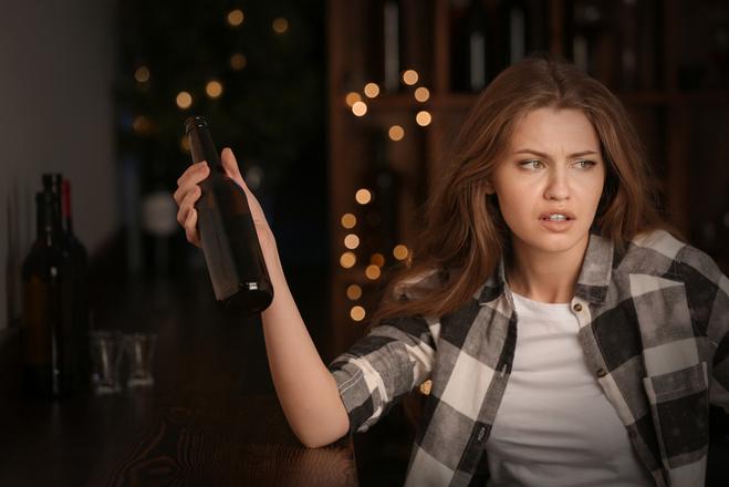 Жіночий алкоголізм: правда і міфи про шкідливу звичку