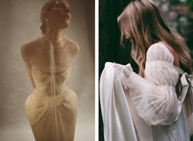 Основные модные тенденции на свадьбу летом