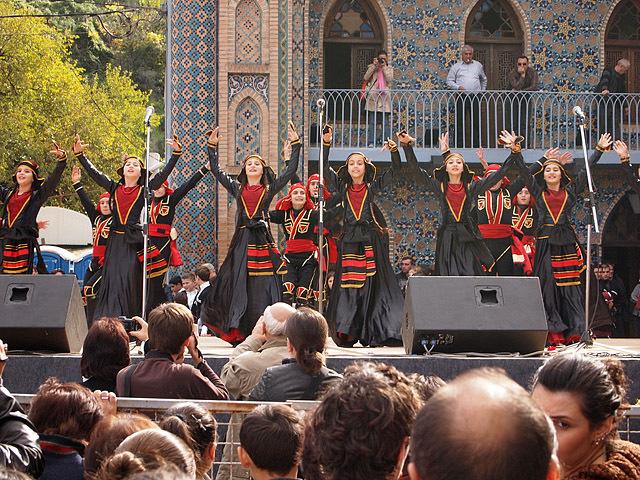 Фестивалі Грузії: Тбілісоба