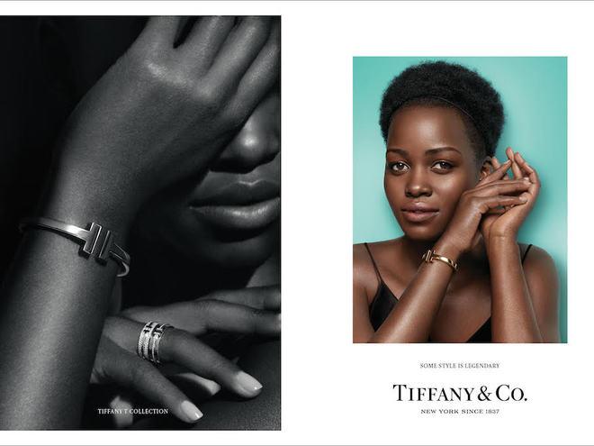Люпита Нионго для Tiffany&Co
