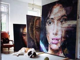 Молоді українські художниці