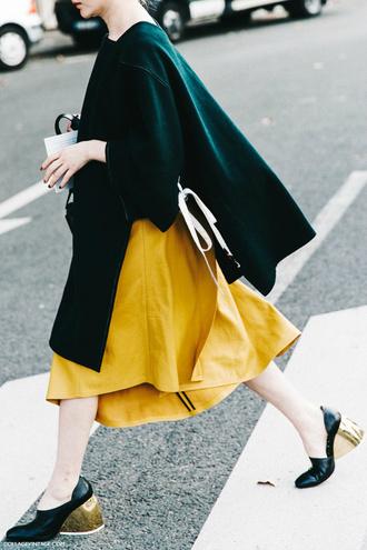 Street style образи з модним кольором весни 2016