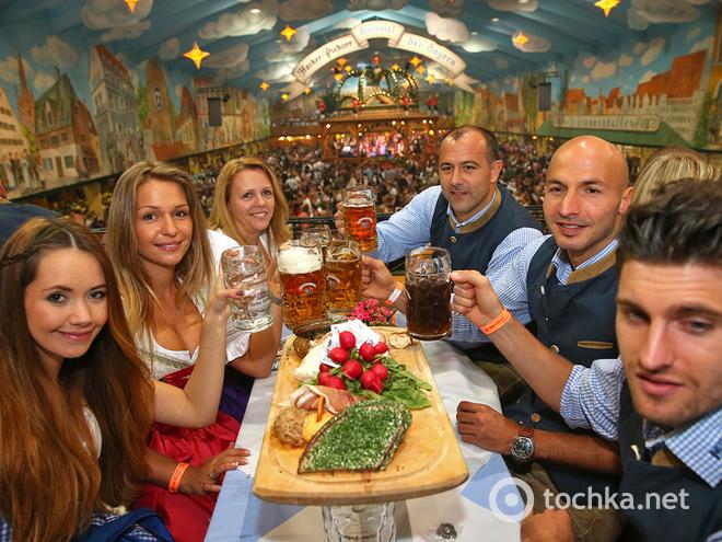 10 легендарних фестивалів: Оktoberfest, Німеччина