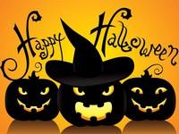 Счастливого Хэллоуина