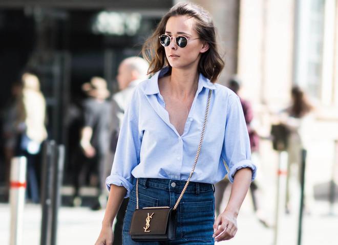 10 способов носить рубашку
