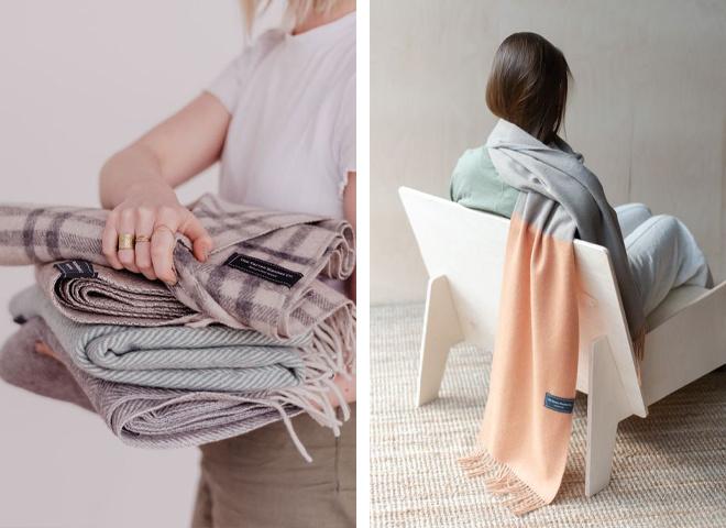 Як обрати шарф на осінь