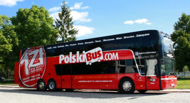 5 способов добраться в Польшу и не обанкротиться