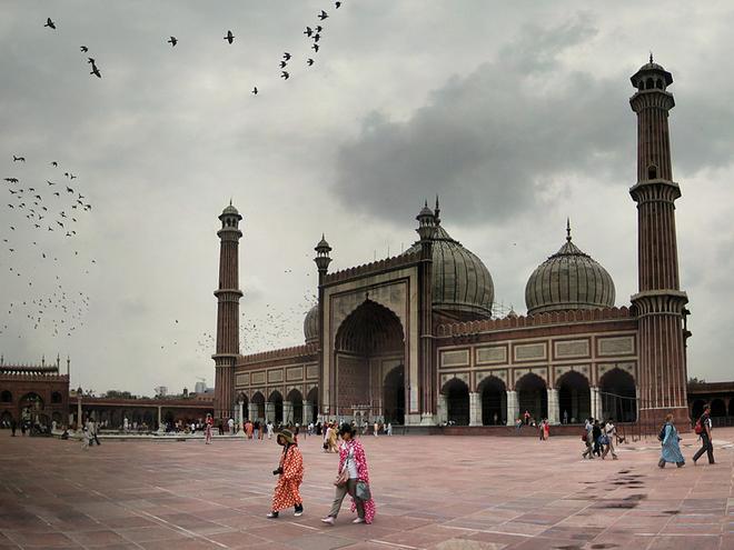 Пам'ятки Делі: мечеть Джама Масджид