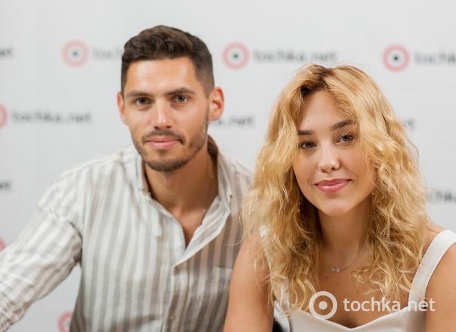 Никита Добрынин и Дария Квиткова