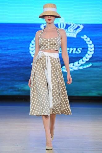 Odessa Holiday Fashion Week 2016: показ QUEENS