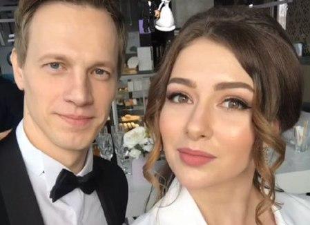 Валентин Томусяк і Катерина Тишкевич